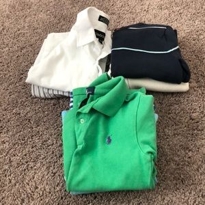 Other - Lot of 7, Size 4 Boys Shirts